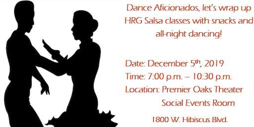 HRG Salsa Social