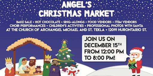Angel's Christmas Market