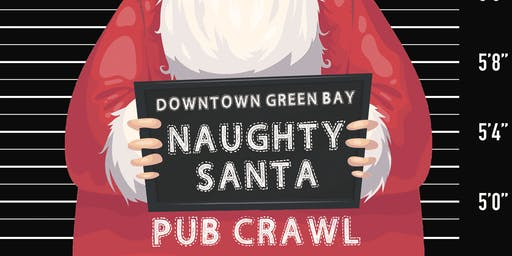 2019 NAUGHTY SANTA PUB CRAWL