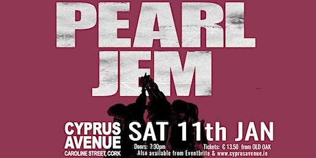 Pearl Jem tickets
