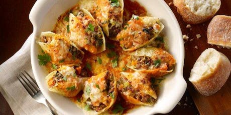 NYE Kid's Cooking Class ~ Stuffed Shells tickets