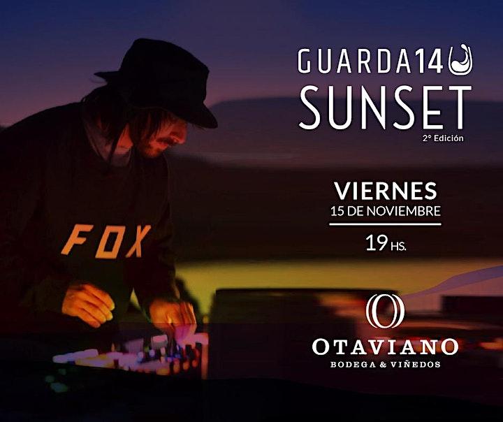 Imagen de Guarda 14 Sunset-  2° Edición