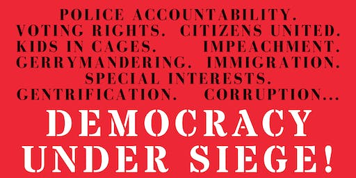 Democracy Under Siege SF