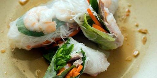 Chef Jet Vietnamese Spring Roll