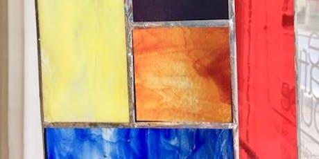 Glass Panel Workshop (copper foiling technique) tickets