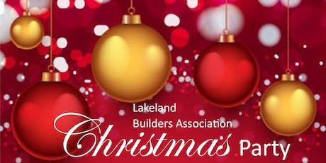 LBA 40th Anniversary, Installation, and Awards Christmas Party tickets