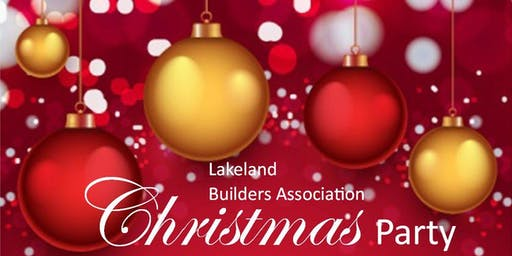 LBA 40th Anniversary, Installation, and Awards Christmas Party