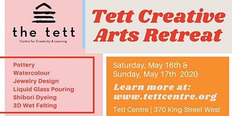 Tett Creative Arts Retreat tickets