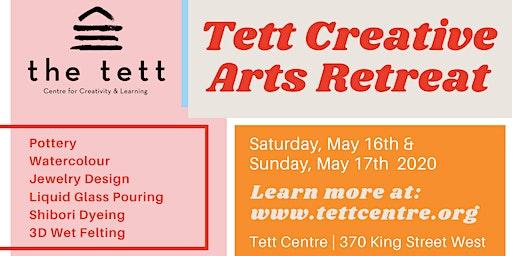 Tett Creative Arts Retreat