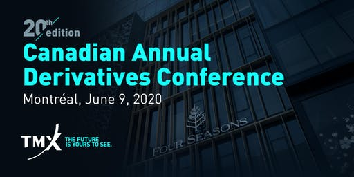 Canadian Annual Derivatives Conference 2020