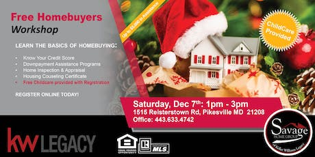 A Home for the Holidays: Renting to Home Ownership tickets