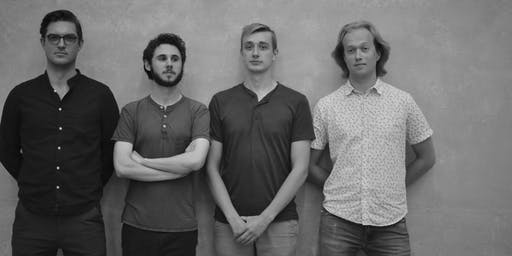 "Acclaimed Jazz Quartet ""Wave Cage"" to Perform at Café Paradiso"