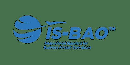 IS-BAO Workshops: Geneva, Switzerland (EBACE)