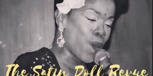 The Satin Doll Revue ft. Sky Covington sings Billie Holiday