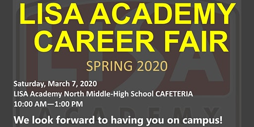 LISA Academy Career Fair