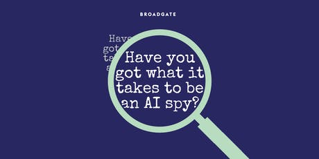 AI-Spy Panel Talk | Fear & AI: Will I be replaced? tickets