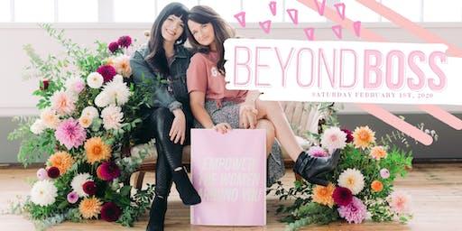 BEYOND BOSS : An Event for Girl Bosses
