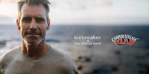 Icebreaker Presents: Ben Lecomte & The Vortex Crew