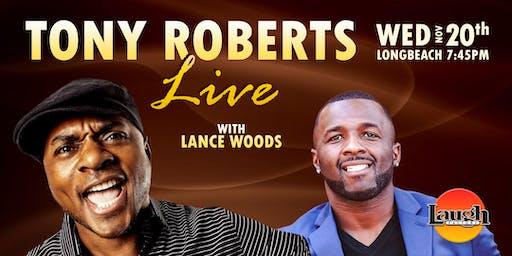 Tony Roberts Live!