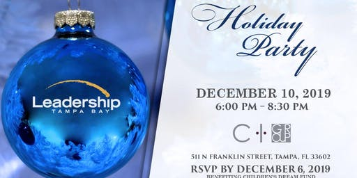 LTB Holiday Party Dec 10, 2019