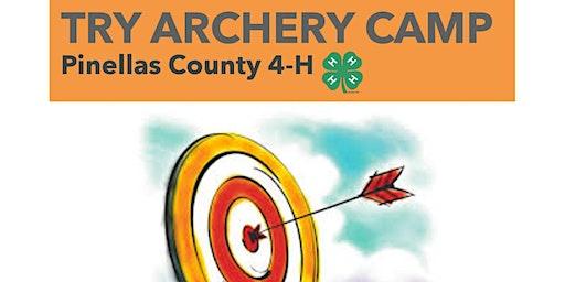 Try Archery Camp