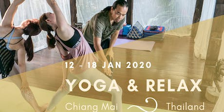 Yoga & Relax in Chiang Mai tickets