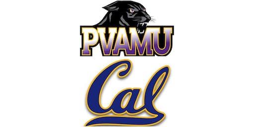 Prairie View A&M University vs Cal Men's Basketball Game
