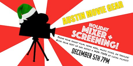 Filmmaker Holiday Mixer + Screening tickets