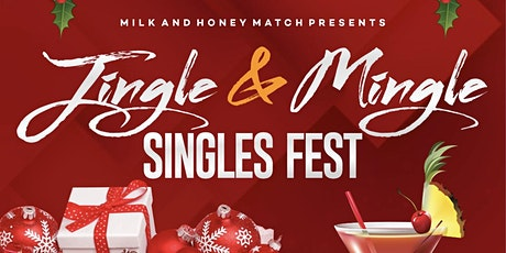 Indianapolis|Jingle and Mingle Singles Fest|Hosted by Milk&Honey Match tickets
