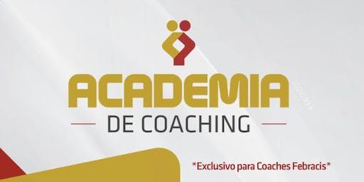 [FLORIANÓPOLIS/SC] ACADEMIA DE COACHING - *Exclusivo para Coaches Febracis - 19/11/2019