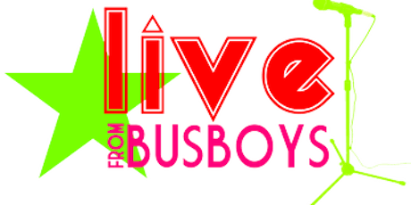 "LIVE! From Busboys Talent Showcase Open Mic | Hyattsville |December 20, 2019 | Hosted by Angie ""AJ"" Head tickets"