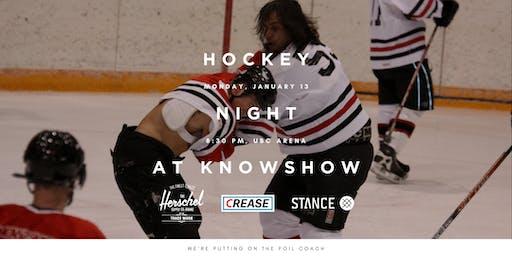 KNOWSHOW Hockey