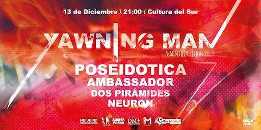 Yawning Man en Cultura del Sur