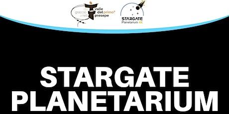 STARGATE PLANETARIUM - Spettacoli di Planetario a Rieti biglietti