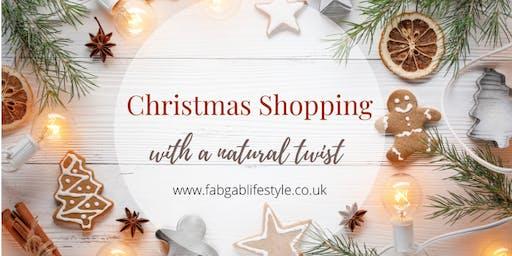 Wellness Christmas Shopping Extravaganza