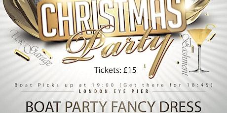 Stan Da Man @ Christmas Boat Party - Fancy Dress tickets
