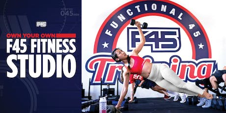 F45 Franchise Showcase: Staten Island tickets