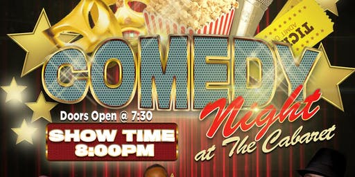 Vendor Registration for Friday Night Comedy and After Party