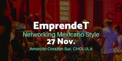 EmprendeT Vol. 4 Puebla
