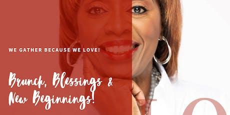 Brunch, Blessings and New Beginnings! Celebrating Sis. Lanell billets