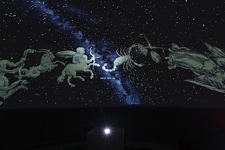 Immagine STARGATE PLANETARIUM - Spettacoli di Planetario a Rieti