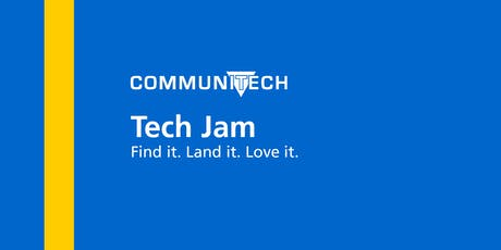 Communitech Tech Jam: Company Registration tickets