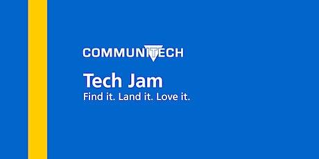 Communitech Tech Jam: Company Registration tickets
