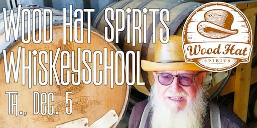 Wood Hat Spirits WhiskeySchool