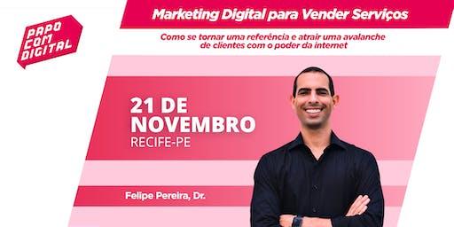 Palestra Marketing Digital para Vender Serviços - SEBRAE