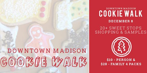 2019 Downtown Madison Cookie Walk