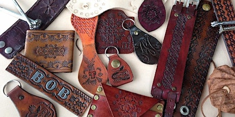 Traditional Leathercraft with Jack Miller: Simple Leather Pouch tickets