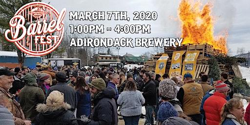 2020 Adirondack Brewery Barrel Fest