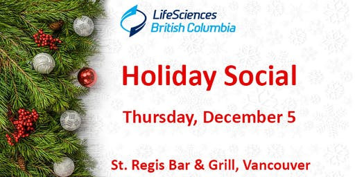 LifeSciences BC Holiday Social
