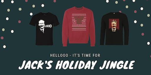 Jack Armstrong's Holiday Jingle
